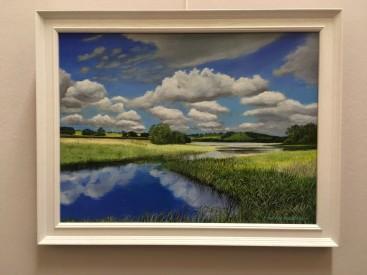 Summer Clouds Somerset