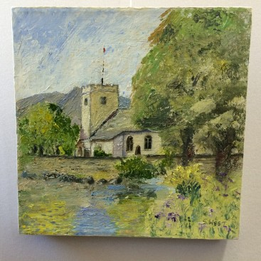 Church by the Stream (Grassmere)