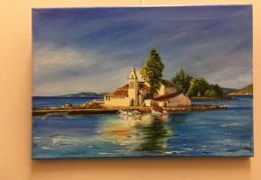 Pontikonisi Corfu
