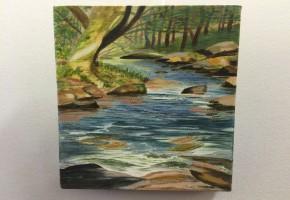 Woodland Stream (Golitha Falls)