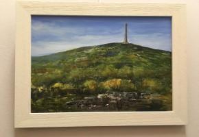 Carn Brae Monument