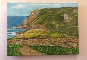 Springtime on the Cornish Coast