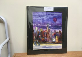Cityscape (Abstract Realism)