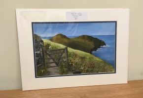 Pentire Head Cornwall