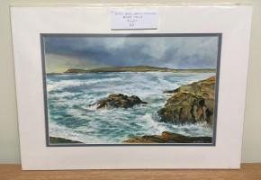 Heavy Swell North Cornwall